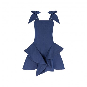 Denim Holly Dress...